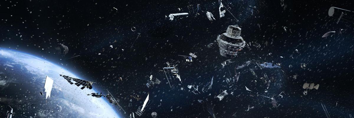 L'era della immondizia cosmica