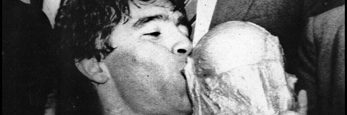 Diego Maradona morto Argentina