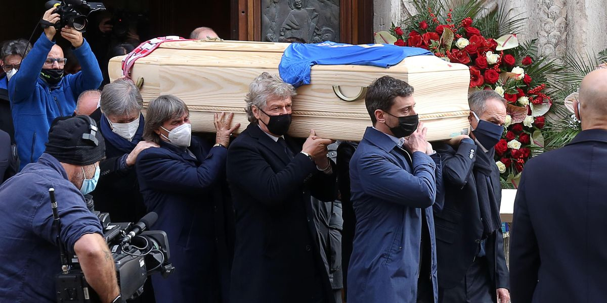 funerale paolo rossi