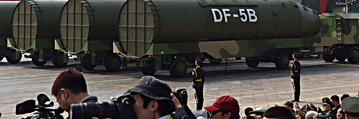armi nucleari cina