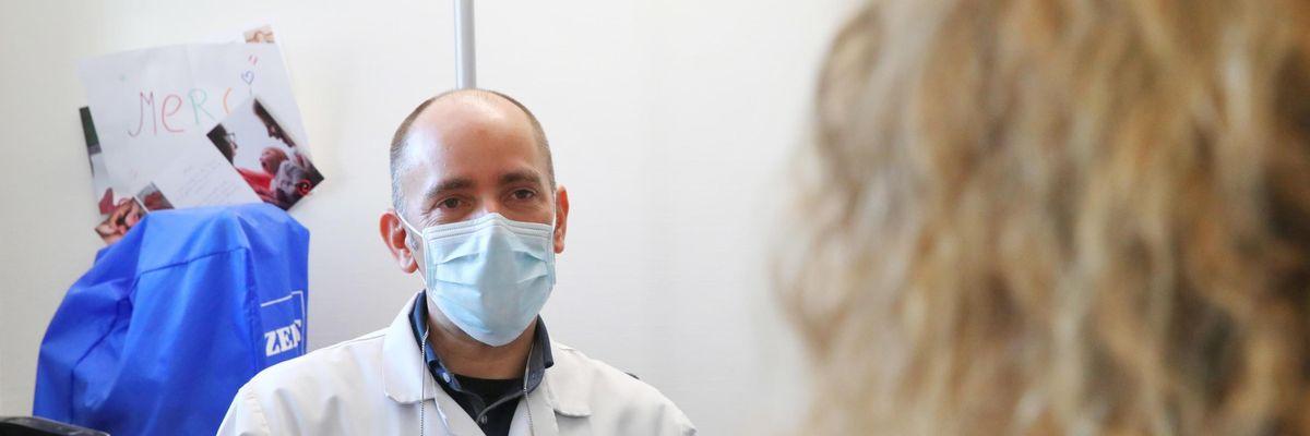 coronavirus visita medico