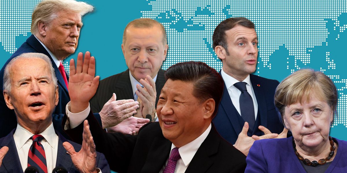 politica esteri mondo