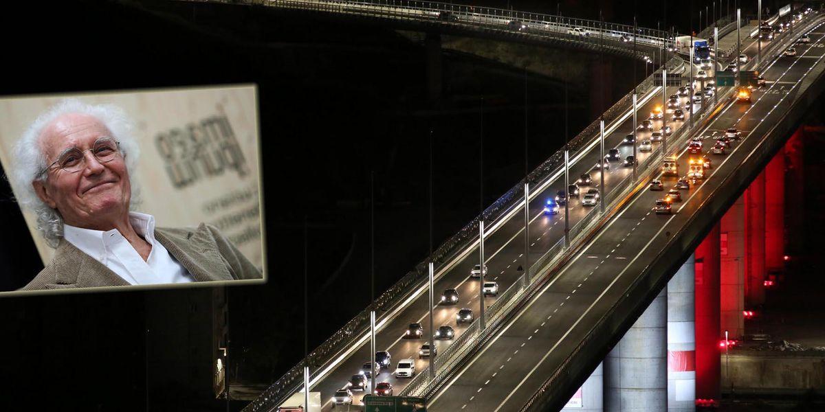 Ponte Morandi Genova luciano benetton