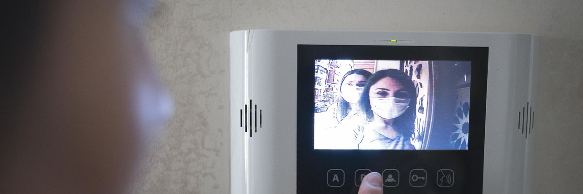 videocitofono tlecamera