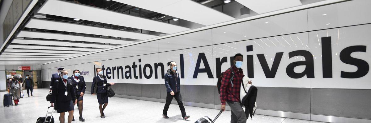 aeroporto londra
