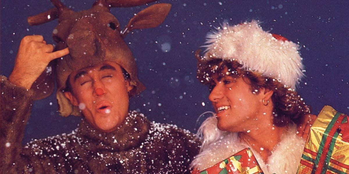 Last Christmas numero 1 in UK