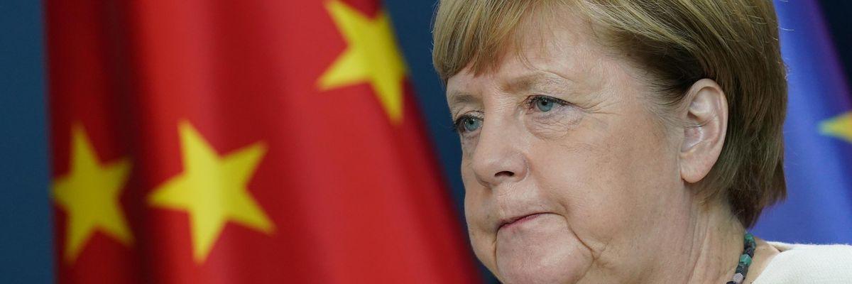Per Berlino l'accordo Ue-Cina è l'altra faccia del Recovery fund