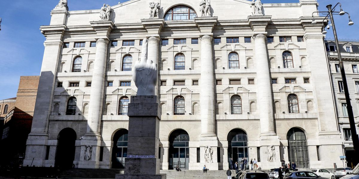 borsa italiana capitalizzazione titoli valore crisi covid