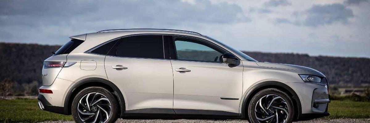 Ds Automobiles presenta un nuovo suv ibrido 4x4