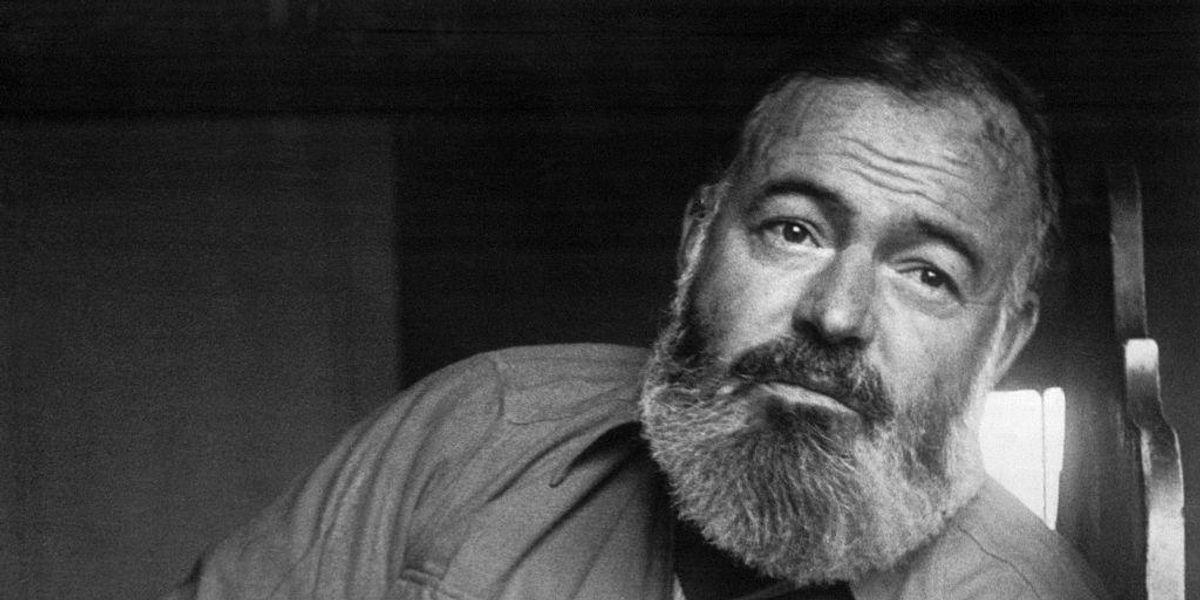 L'alcol, autoterapia del depresso Hemingway