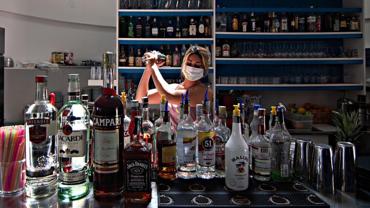 Il 30 per cento di bar e ristoranti rischia il fallimento