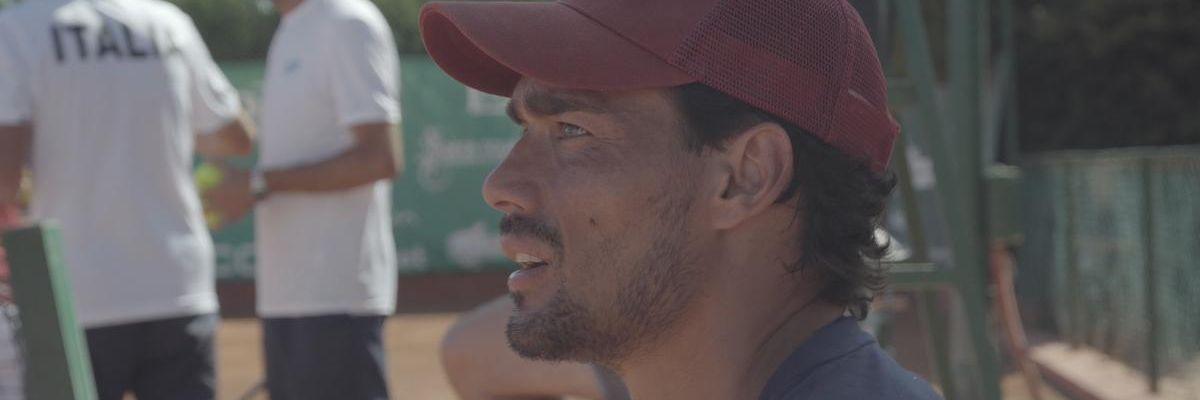 Il tennista Fabio Fognini si racconta nel nuovo docufilm di Timvision