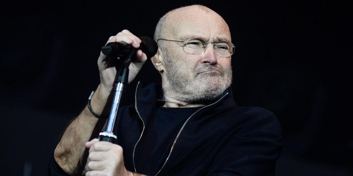 Phil Collins 70 anni