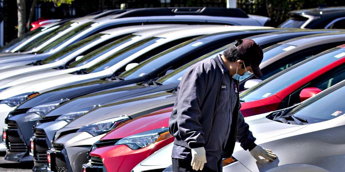 mercato vendite auto 2020
