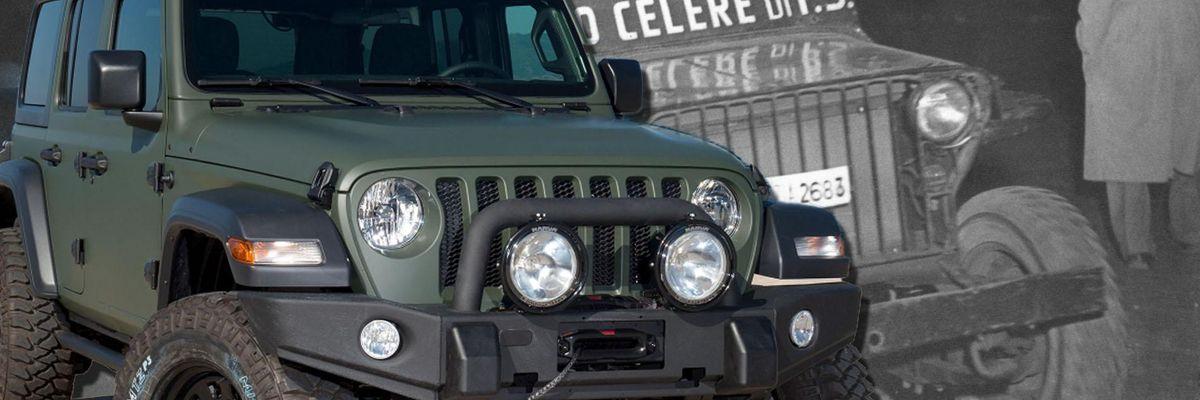 esercito italiano jeep