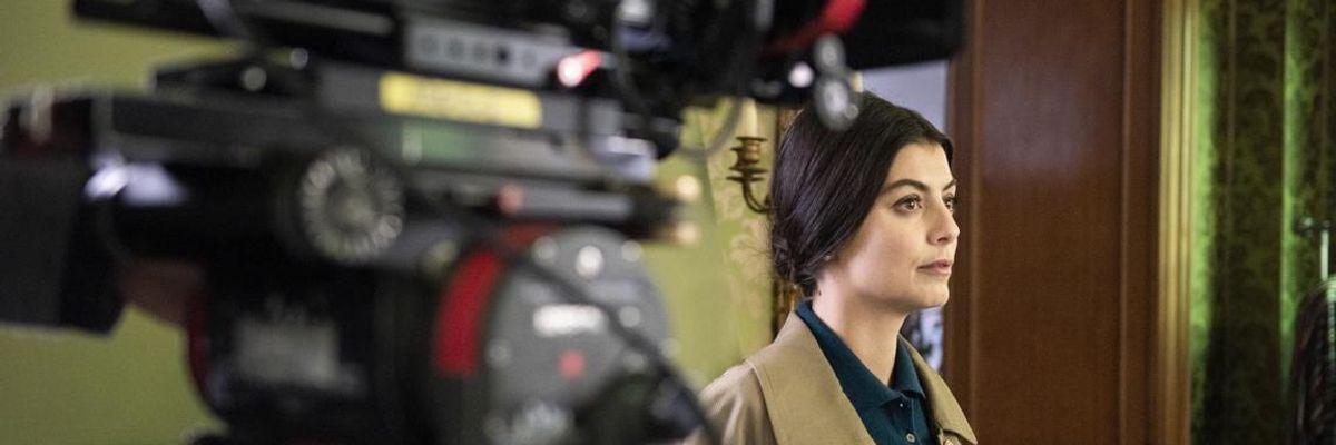 Alessandra Mastronardi sarà Carla Fracci: al via le riprese del film tv