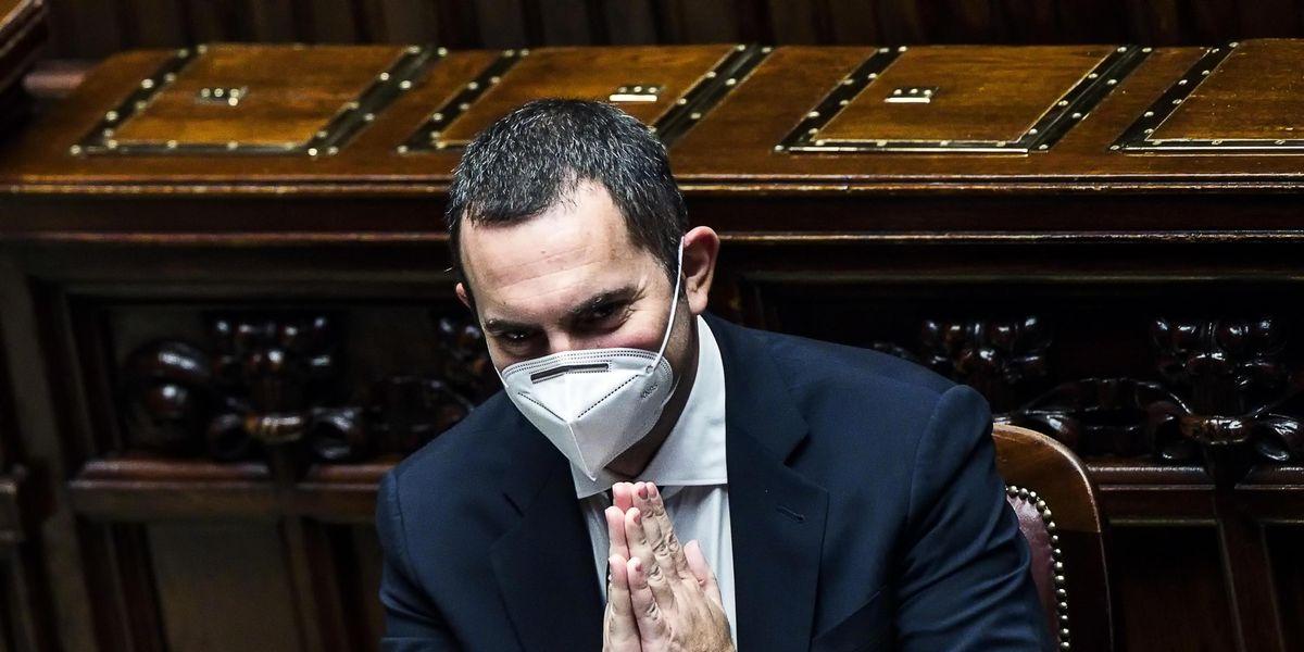 vincenzo spadafora ministro sport