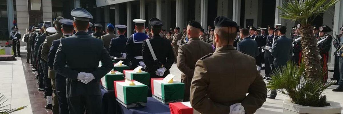 Per dare un nome ai resti dei Marò trucidati da Tito raccolti 18.000 euro