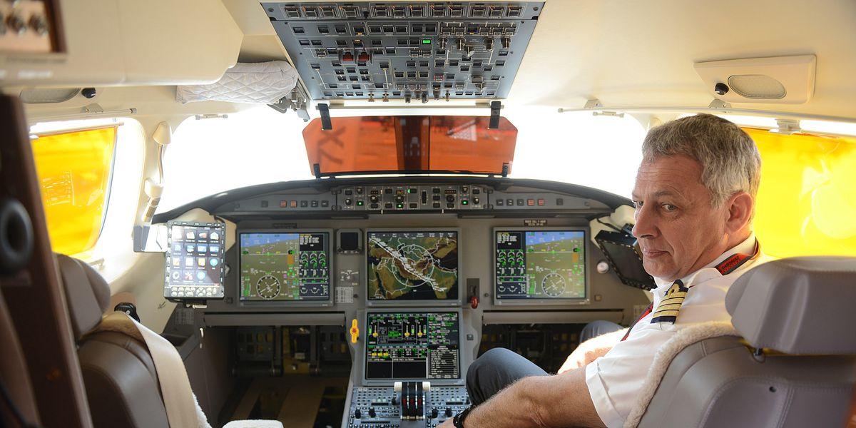 pilota FAlcon