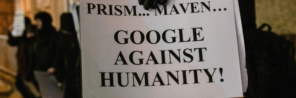 google sindacato proteste