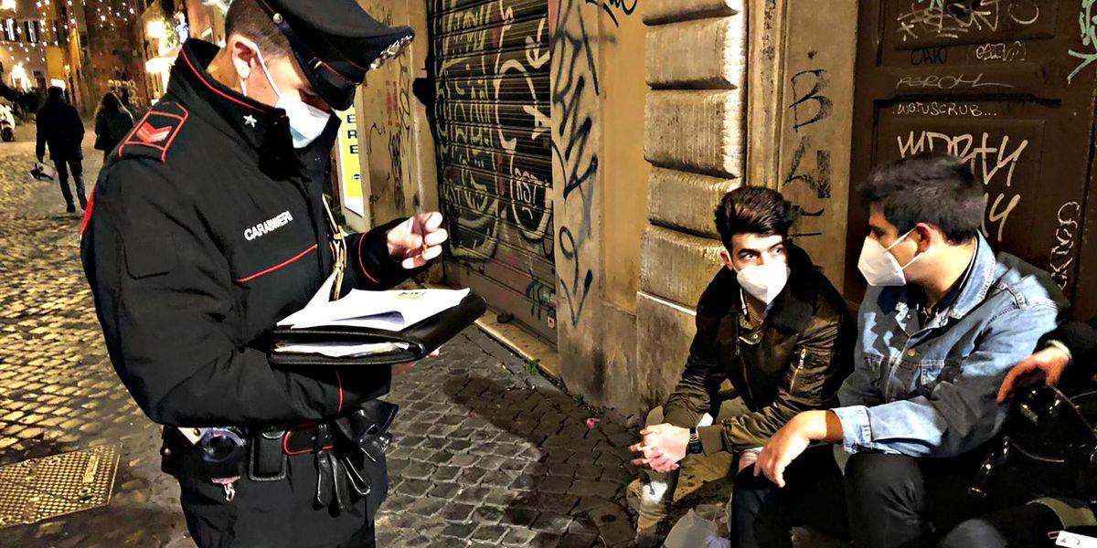 controlli carbinieri