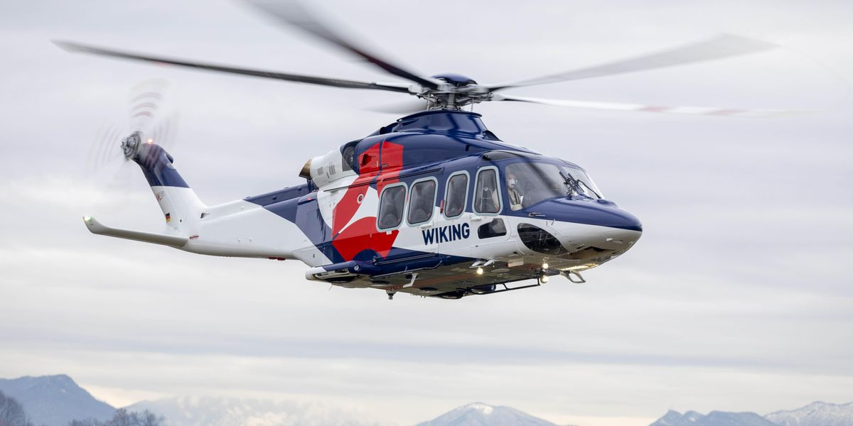 elicottero leonardo