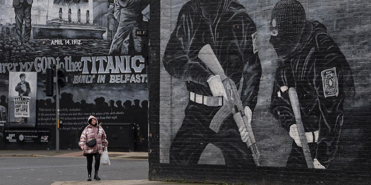 le strade di Belfast