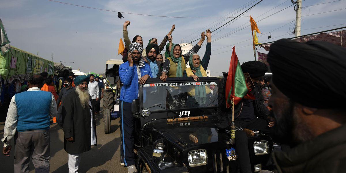 L'India rurale volta la faccia a Narendra Modi
