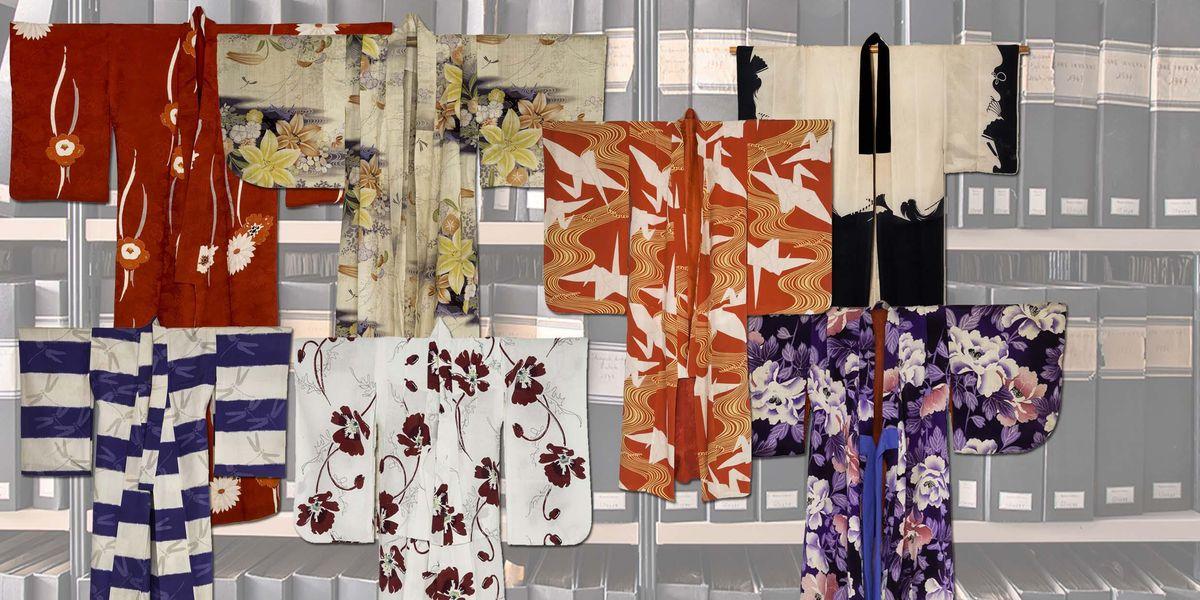 kimono mantero