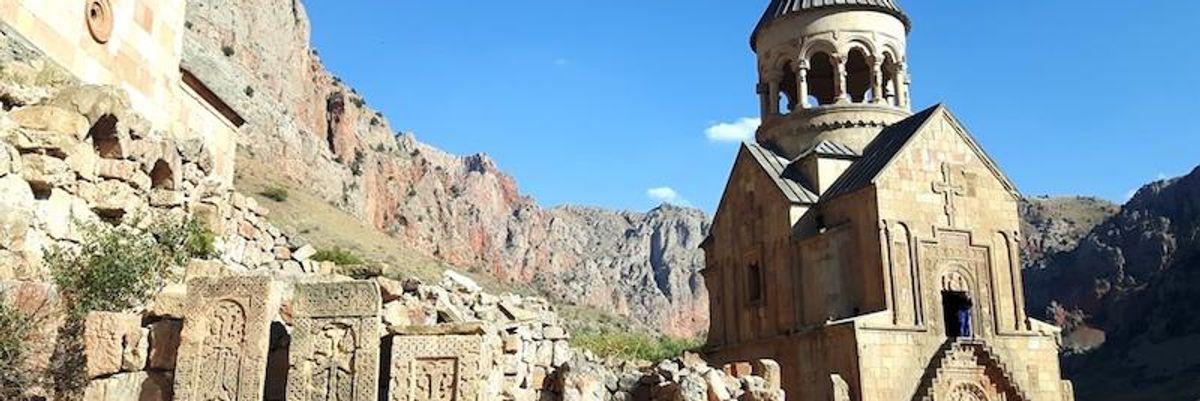 Al via il 5 marzo la rassegna «Comabbio racconta l'Armenia»