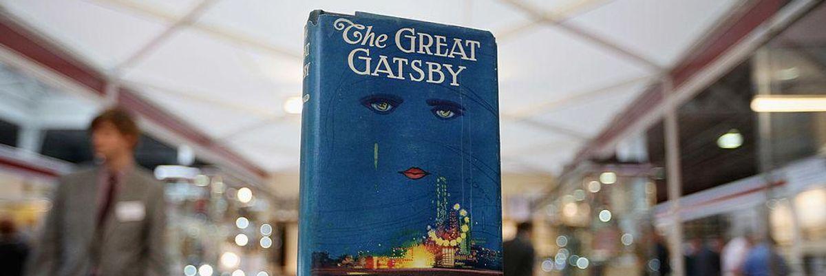 «Il Grande Gatsby» e il business dei libri liberi da copyright
