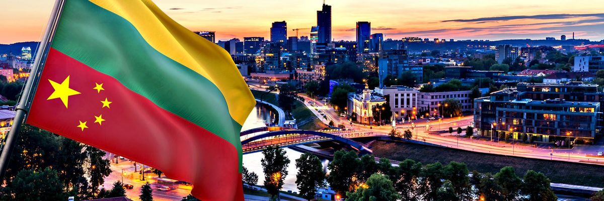 Lituania Cina