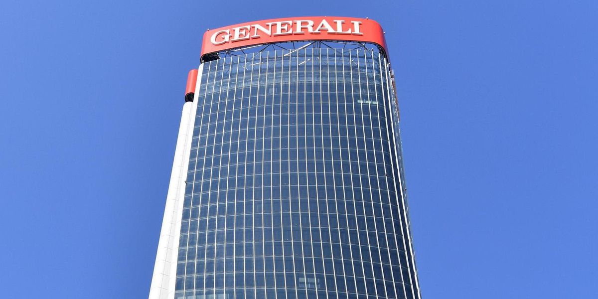 Generali Tower Milano