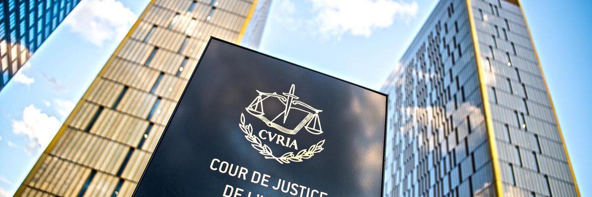 corte giustizia europea