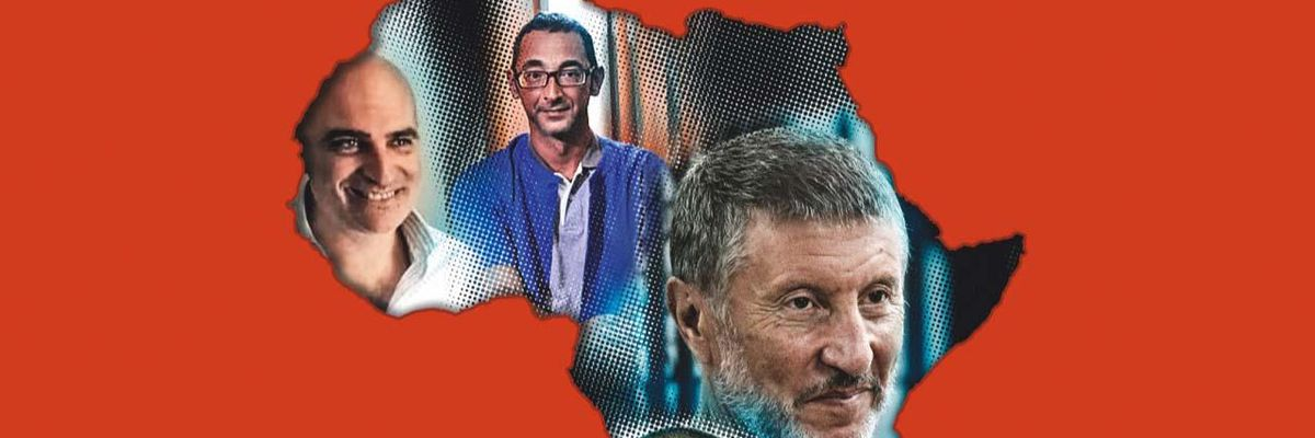 africa mafia Roberto Recordare Antonino Messicati Vitale Vito Roberto Palazzolo Gennaro Pulice