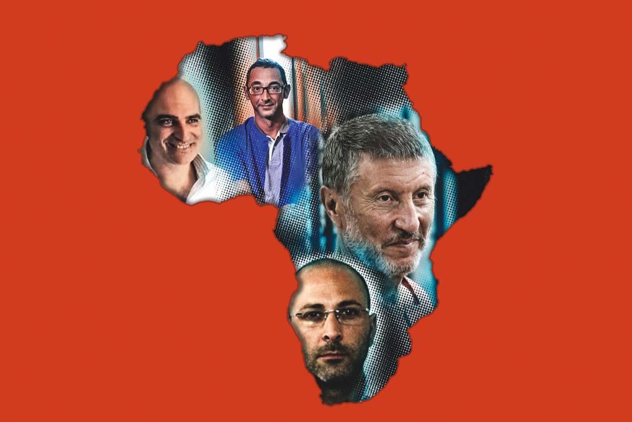 MafiAfrica: così riciclano  cosa nostra camorra e 'ndrangheta