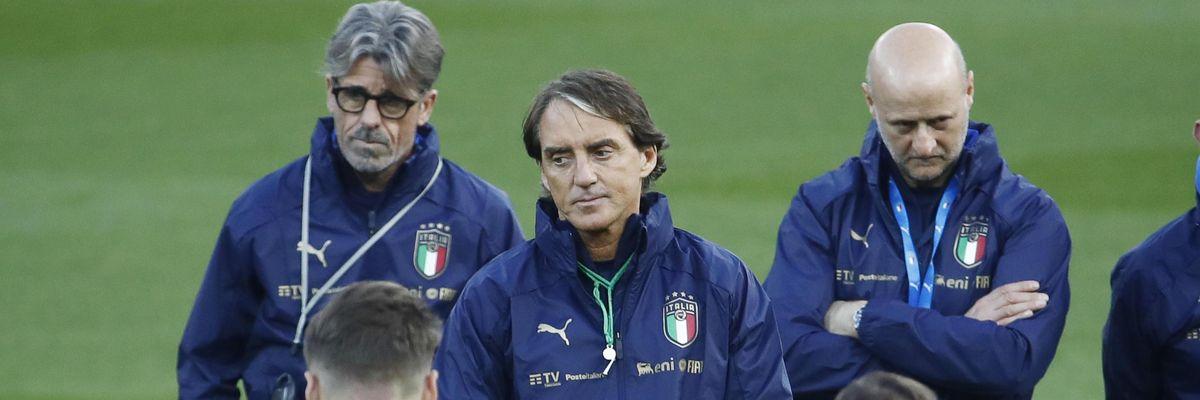 italia nazionale mancini qualificazioni mondiale qatar 2022