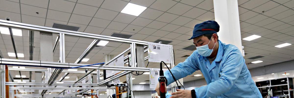 Sul green rischiamo l'embargo tecnologico cinese
