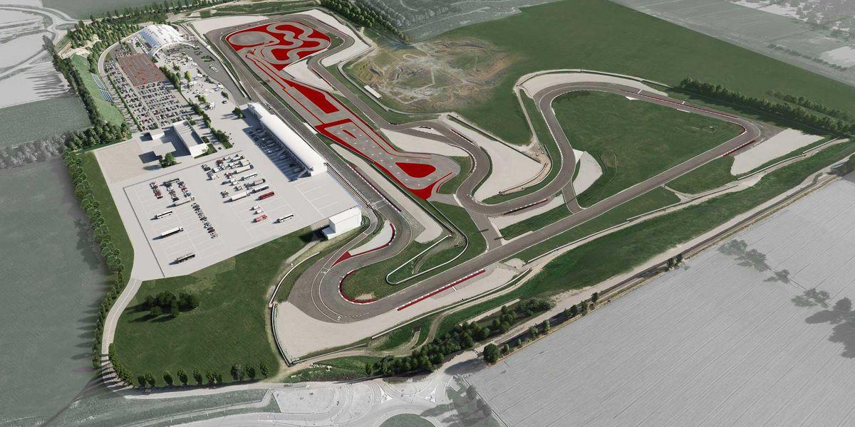 GBPA Architects presenta il Porsche Experience Center