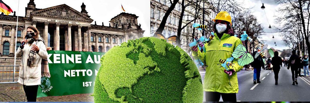 fridays for future in Europa Berlino, Parigi, Torino, Madrid