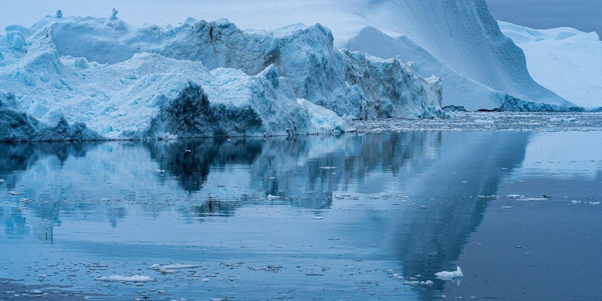 ghiaccio cambio clima