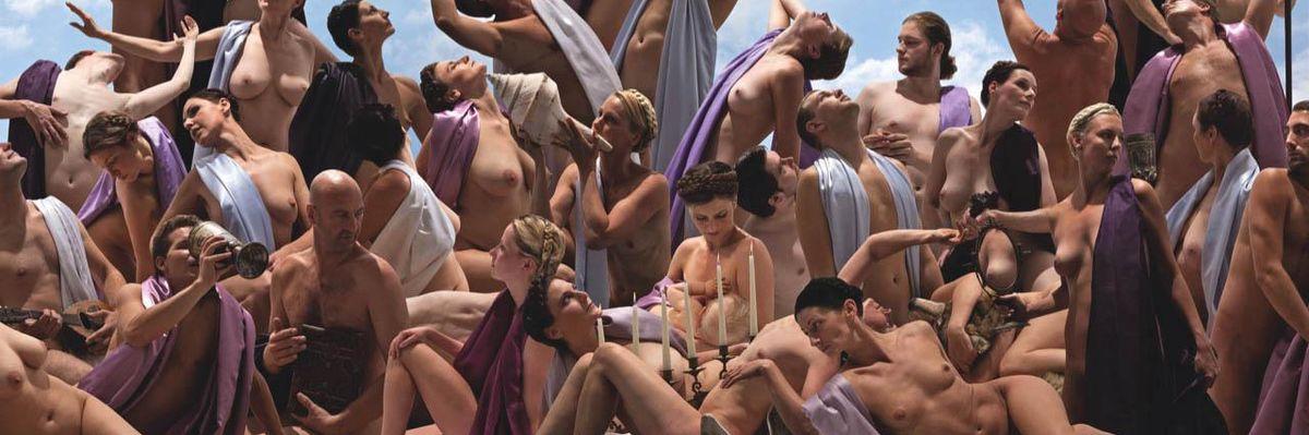 Dante. In a private dream of Raffaele Curi.