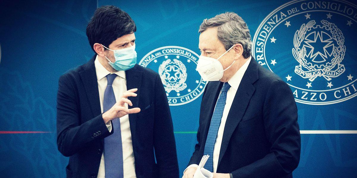 Draghi Speranza