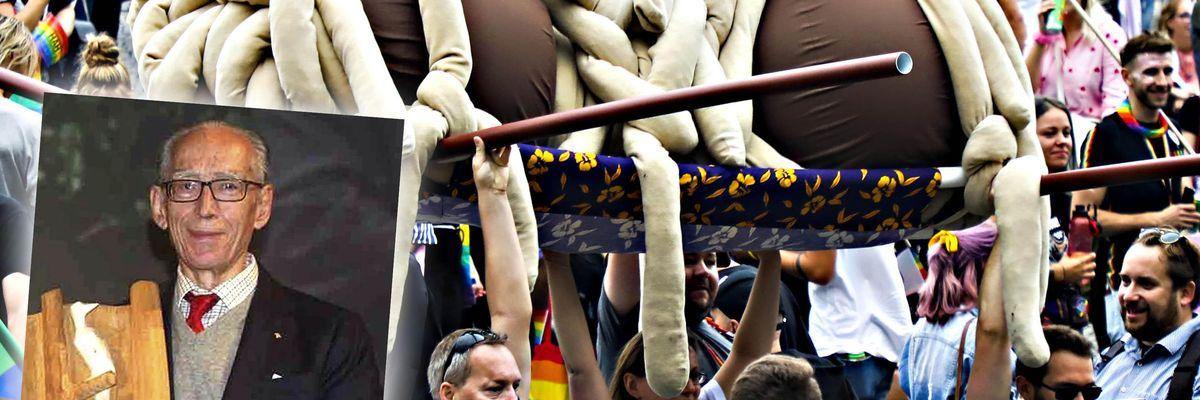 Pastafarianesimo manifestazione LGBT Polonia Mario Pianesi