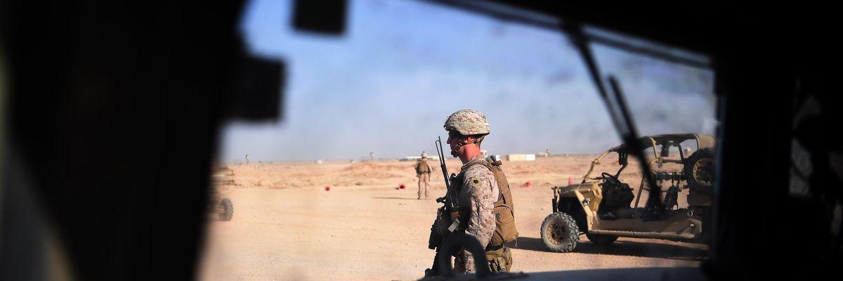 Gli Usa ci ripensano: truppe speciali resteranno vicine ai confini afghani