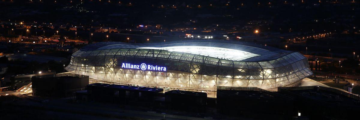 stadio Allianz Riviera Nizza Francia