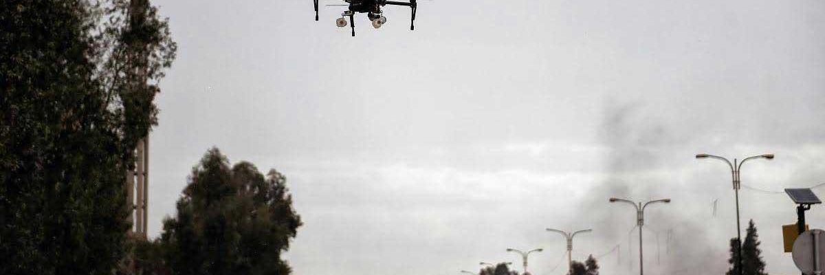 droni terrorismo