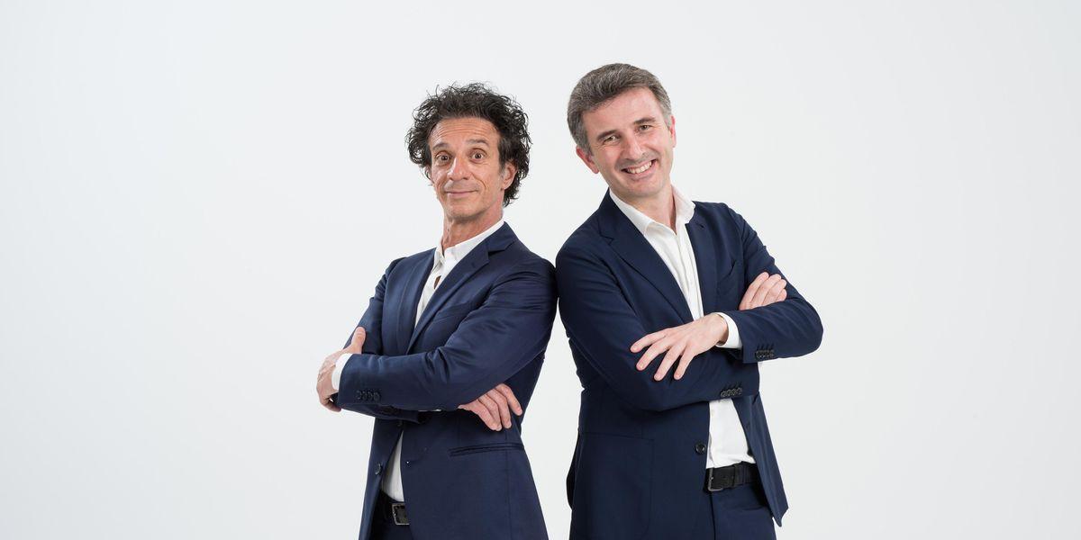 Incastrati: Ficarra e Picone sbarcano su Netflix con una serie tv - Panorama