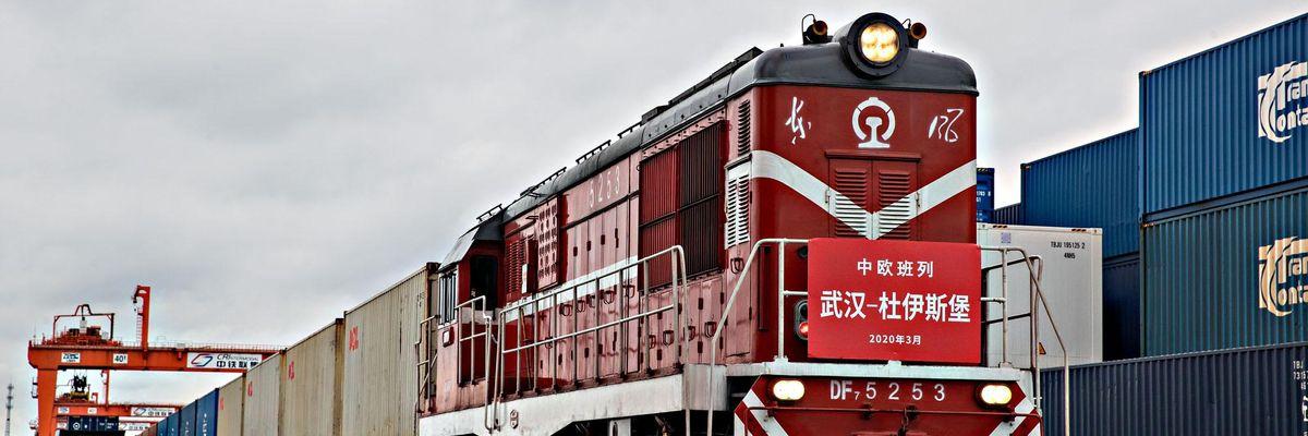 treno cinese