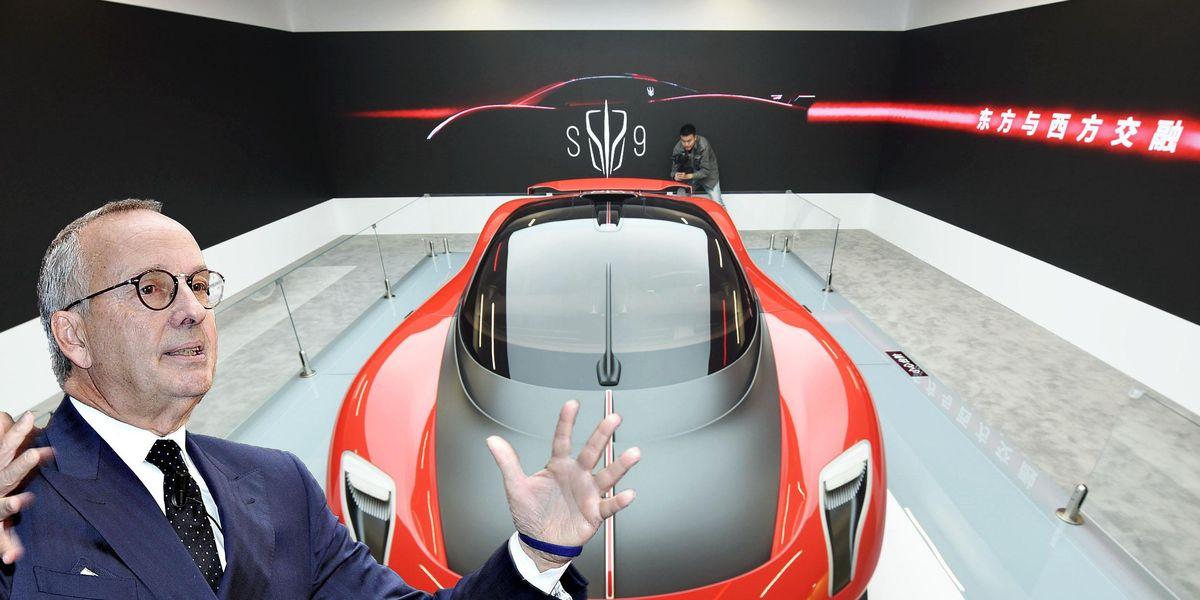 Walter De Silva: «La mia supercar cinese nata in Emilia»
